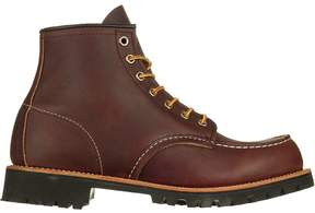 Red Wing Shoes Classic Moc Roughneck Boot