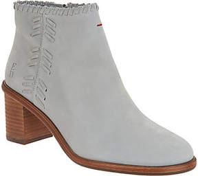 ED Ellen Degeneres Leather Ankle Boots - Susumu