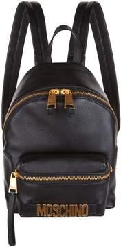 Moschino Logo Backpack