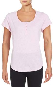 Karen Neuburger Henley Sleep Tee