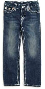True Religion Little Boy's Ricky Super-T Jeans