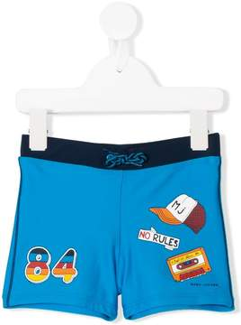 Little Marc Jacobs No Rules swim trunks