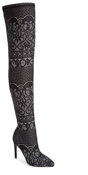 Steve Madden Women's Tiffy Thigh High Boot