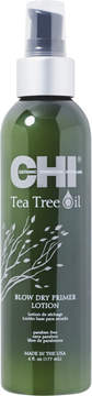Chi Tea Tree Oil Blow Dry Primer Lotion