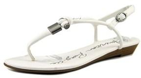 American Rag Sabel Open-toe Synthetic Slingback Sandal.