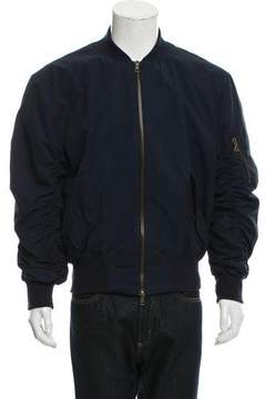 Fear Of God Ruched Bomber Jacket