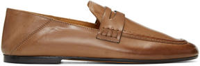 Isabel Marant Brown Fanzel Loafers
