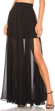 Aq/Aq Jelena Maxi Skirt