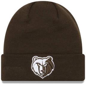New Era Memphis Grizzlies Fall Time Cuff Knit Hat