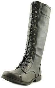 XOXO Bonnie Women's Military Combat Boots.