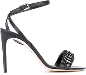 DSQUARED2 coin embellished sandals
