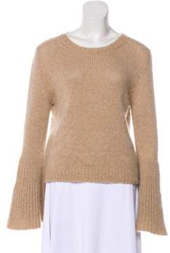 Brock Collection Cashmere Bell Sleeve Sweater