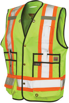 JCPenney Work King Surveyor Vest-Big & Tall