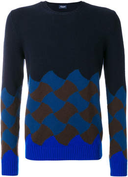 Drumohr wave pattern jumper