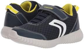 Geox Kids Waviness 3 Boy's Shoes