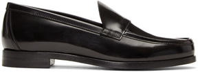 Pierre Hardy Black Hardy Loafers