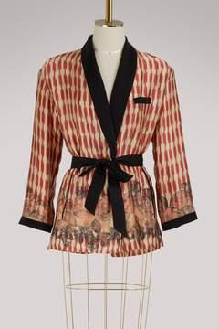 Forte Forte Silk kimono jacket