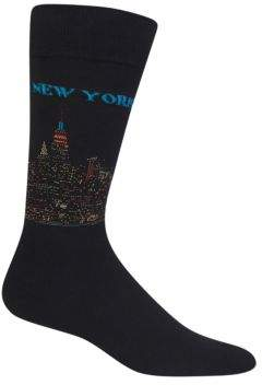 Hot Sox New York Crew Socks