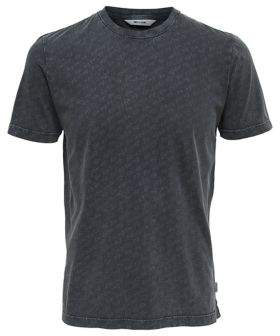 ONLY & SONS Slim-Fit Stripe Washed Out Tee