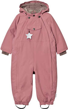 Mini A Ture Nostalgia Rose Wisti Snowsuit
