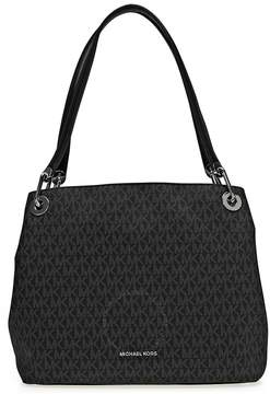 Michael Kors Raven Large Signature Tote - Black - ONE COLOR - STYLE