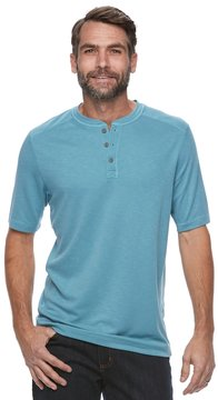 Croft & Barrow Men's Classic-Fit Outdoor Performance Henley