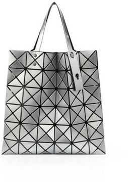 Bao Bao Issey Miyake Lucent Basic Faux Leather Tote
