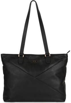 Kenneth Cole Reaction McGote 15 Leather Computer Business Tote