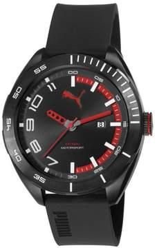 Puma Octane PU103951001 Black Analog Quartz Unisex Watch