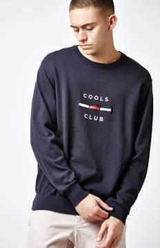 Barney Cools Cools Club Crew Neck Sweatshirt
