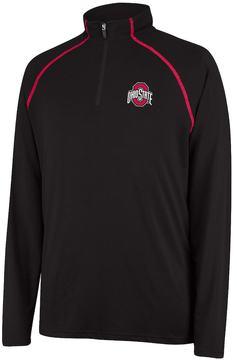 NCAA Men's Ohio State Buckeyes Next Level Quarter-Zip Pullover