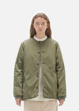 Chimala Military Padded Jacket Khaki Green Size: X-Small