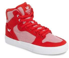 Supra Toddler Boy's Vaider High Top Sneaker