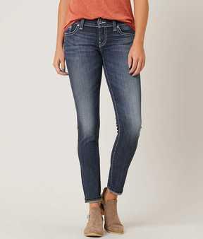 BKE Stella Skinny Stretch Cuffed Jean