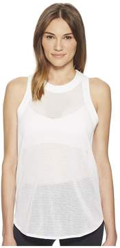 adidas by Stella McCartney Yoga Fitted Cotton Touch Tank Top CG0153 Women's Sleeveless