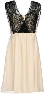B.young Short dresses