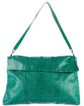 Devi Kroell Python Flap Bag