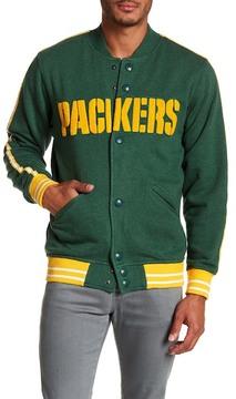 Mitchell & Ness Green Bay Packers Fleece Jacket