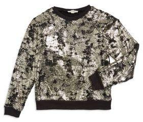 Jessica Simpson Girl's Chic Sweatshirt