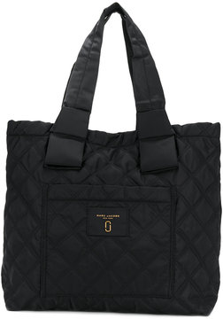 Marc Jacobs quilted tote - BLACK - STYLE