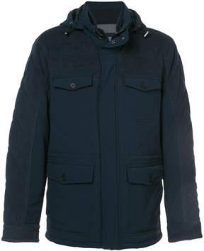 Michael Bastian padded coat
