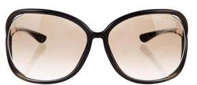 Tom Ford Raquel Tinted Sunglasses