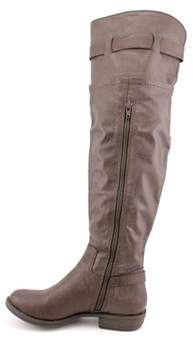 American Rag Womens Ikey Almond Toe Over Knee Fashion Boots.