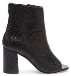 Matisse Melaney Leather Booties