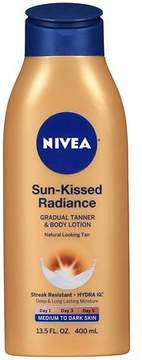 Nivea Sun-Kissed Radiance Gradual Tanner & Body Lotion Medium to Dark
