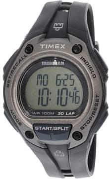 Timex Men's Ironman Classic TW5M13900 Black Resin Quartz Sport Watch