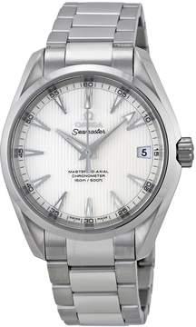 Omega Seamaster Aqua Terra Silver Dial Men's Watch 23110392102002