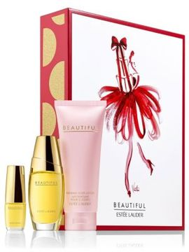 Estee Lauder Beautiful To Go Fragrance Luxury Set