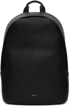 Paul Smith Black City Webbing Backpack