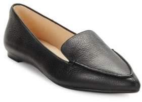 Karl Lagerfeld Paris Destine Leather Loafers